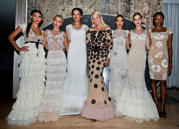 Marc Wainwright SA2 0402 CS5 130912 BF 2592 KV Couture esitles kollektsiooni