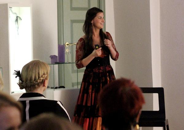 salong 7678 Salongiõhtu Hanna Korsariga