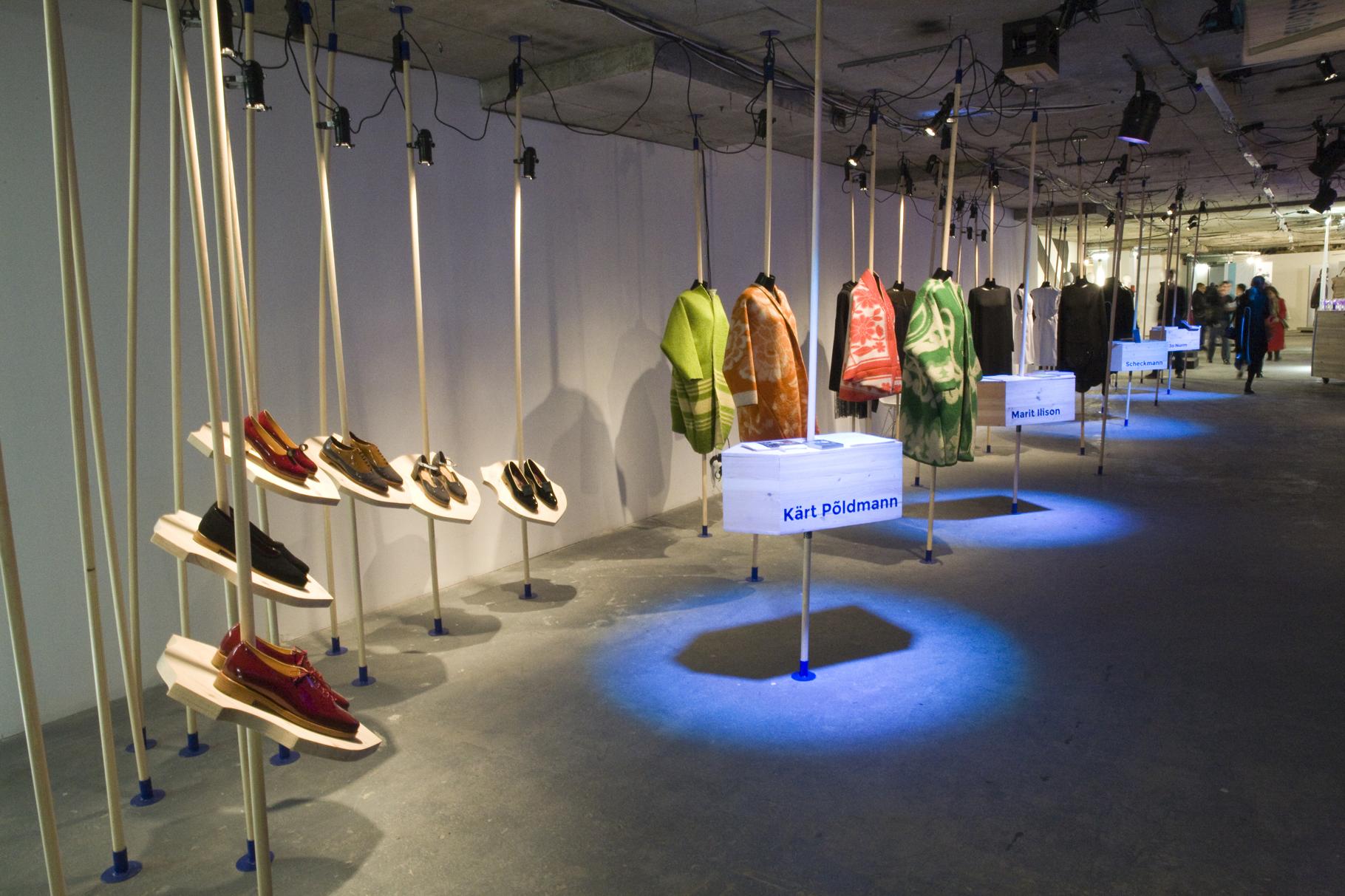 HL 2014  90 Eesti moedisaini väljapanek võitis teist korda International Fashion Showcase'i peavõidu