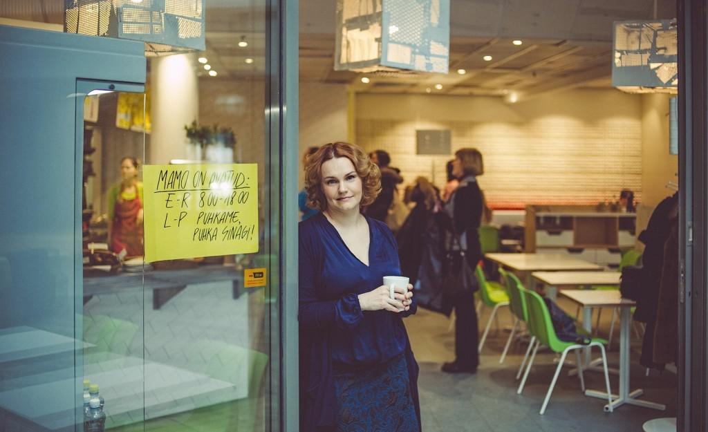 Mamo pealik Margit 1024x625 Tervisetoidu kohvikukett Mamo avas Tallinna südalinnas oma kolmanda söögikoha