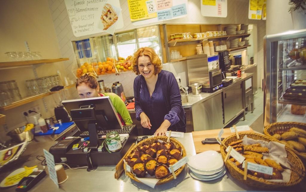 Roosi Mamo2 1024x645 Tervisetoidu kohvikukett Mamo avas Tallinna südalinnas oma kolmanda söögikoha