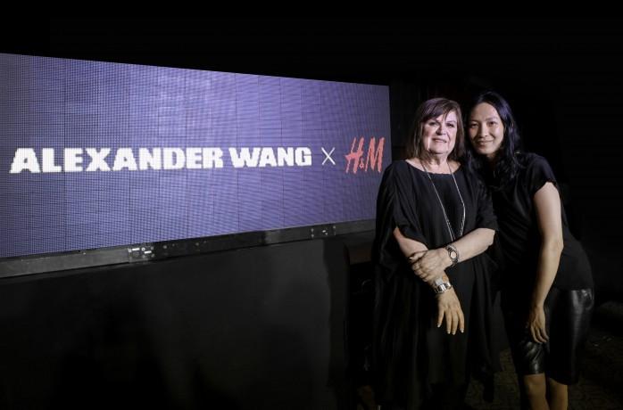 wang H&M alustab koostööd Ameerika moedisaineri Alexander Wangiga