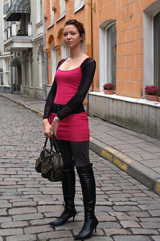 Helina Helina, Tallinna vanalinn