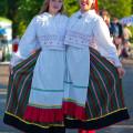"""Kadi ja Reelika, XIX tantsupeo """"Puudutus"""" 1. etendus, Tallinn"""