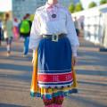 """Marilin, XIX tantsupeo """"Puudutus"""" 1. etendus, Tallinn"""