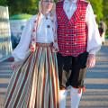 "Anneli ja Raul, XIX tantsupeo ""Puudutus"" 1. etendus, Tallinn"