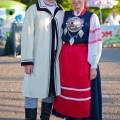 """Rita ja Aare, XIX tantsupeo """"Puudutus"""" 1. etendus, Tallinn"""