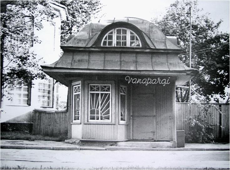Vanapargi vana paviljon 7 Maitseküllane ehtekohvik