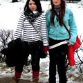 Sarah ja Kätrin, Tartu kesklinn
