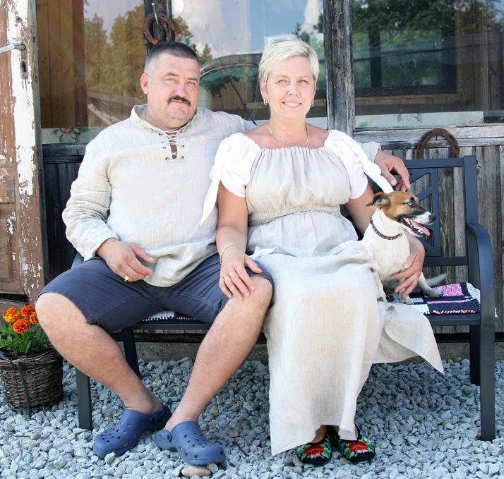 2730 31 Diana ja Imre, Hiiumaa