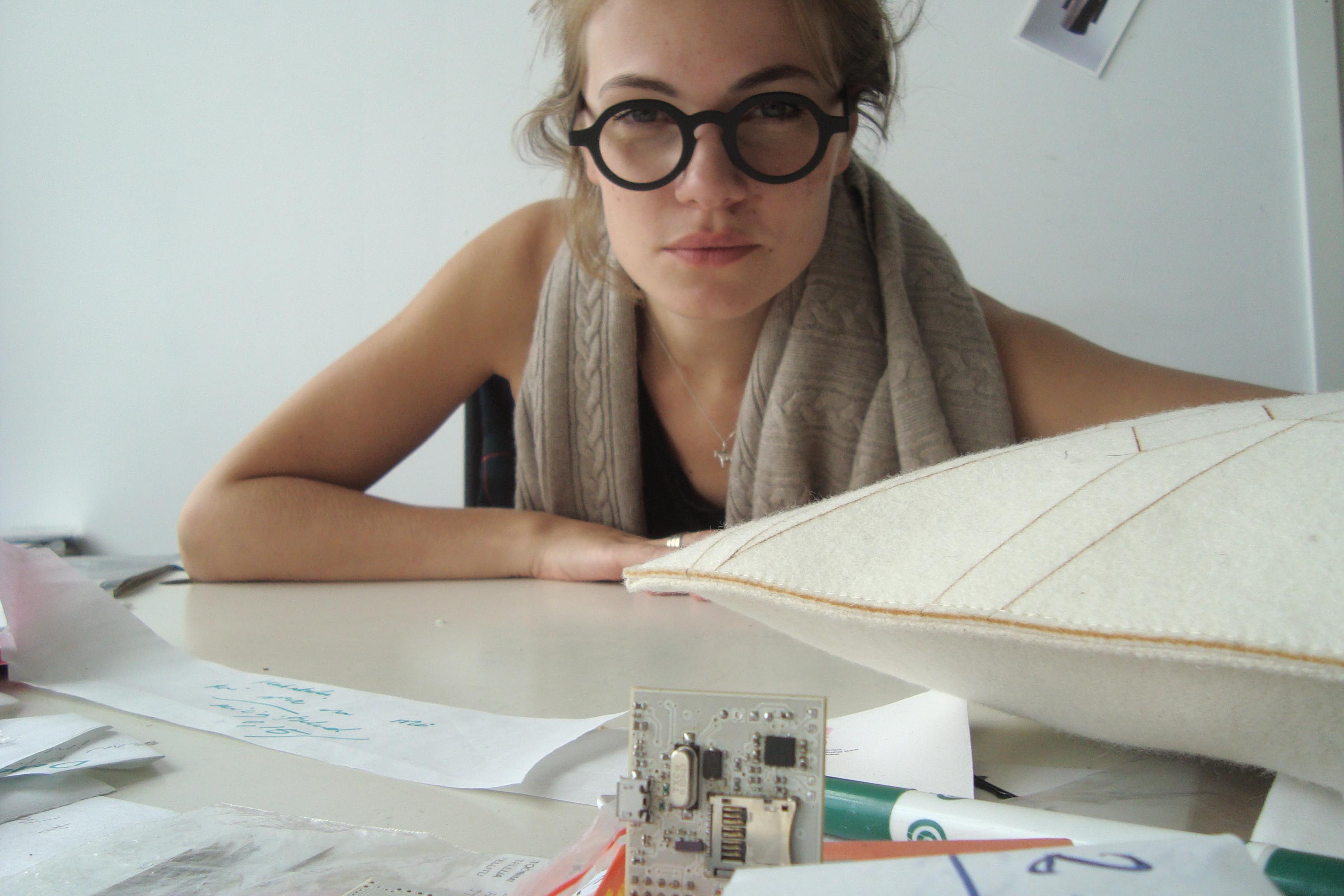 Kärt Säsi auhinna prillidega Kaun jõudis disainibutiikidesse