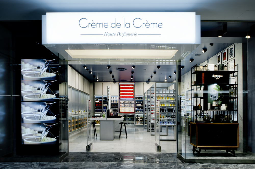creme tallinn 004 Kultuslik parfümeeria kauplustekett avas uksed