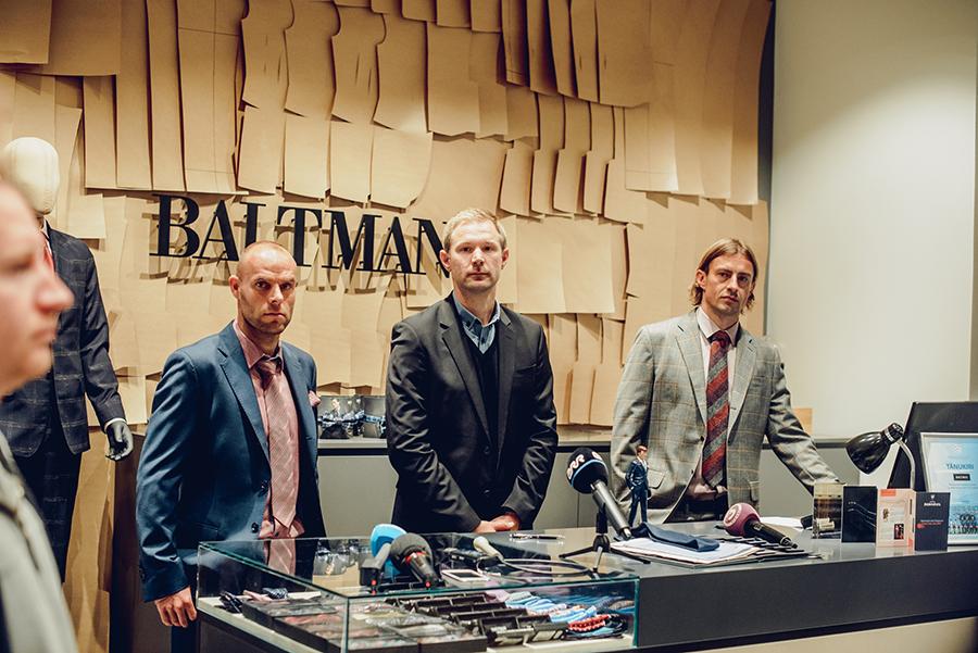 Baltika 9 Baltman paneb Eesti parimad jalgpallurid riidesse