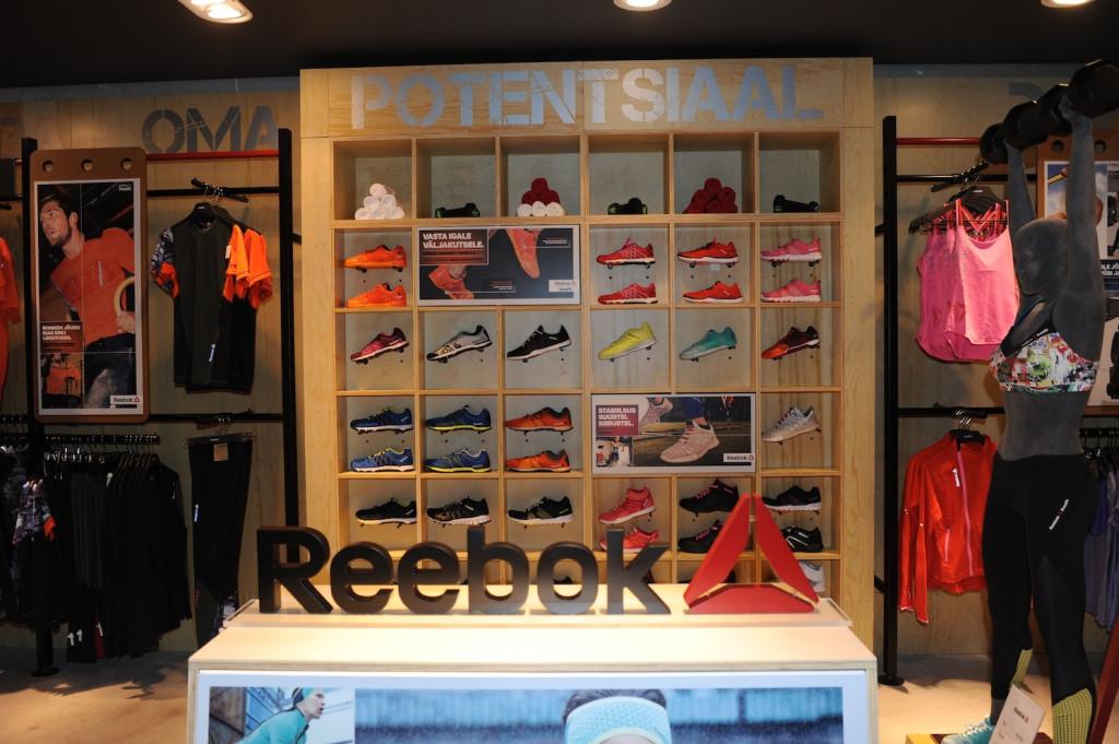 Uus kauplus 1024x681 Reebok avas Tallinnas esinduskaupluse
