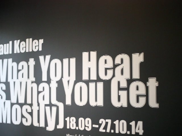 hear get mostly What You Hear is What You Get (Mostly)