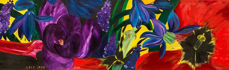 malle1 Malle Leisi lilleline maailm