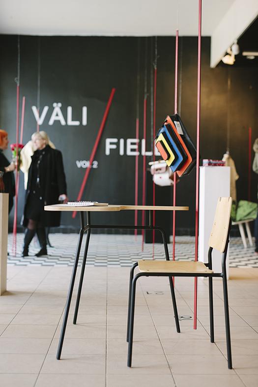 VÄLI FIELD vol 2 foto Rasmus Jurkatam Disaininäitus VÄLI