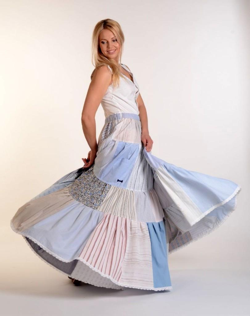 DSC 4807 811x1024 Triiksärkidest kleidid