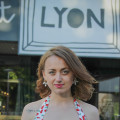 Teele, Cafe Lyon, Tallinn