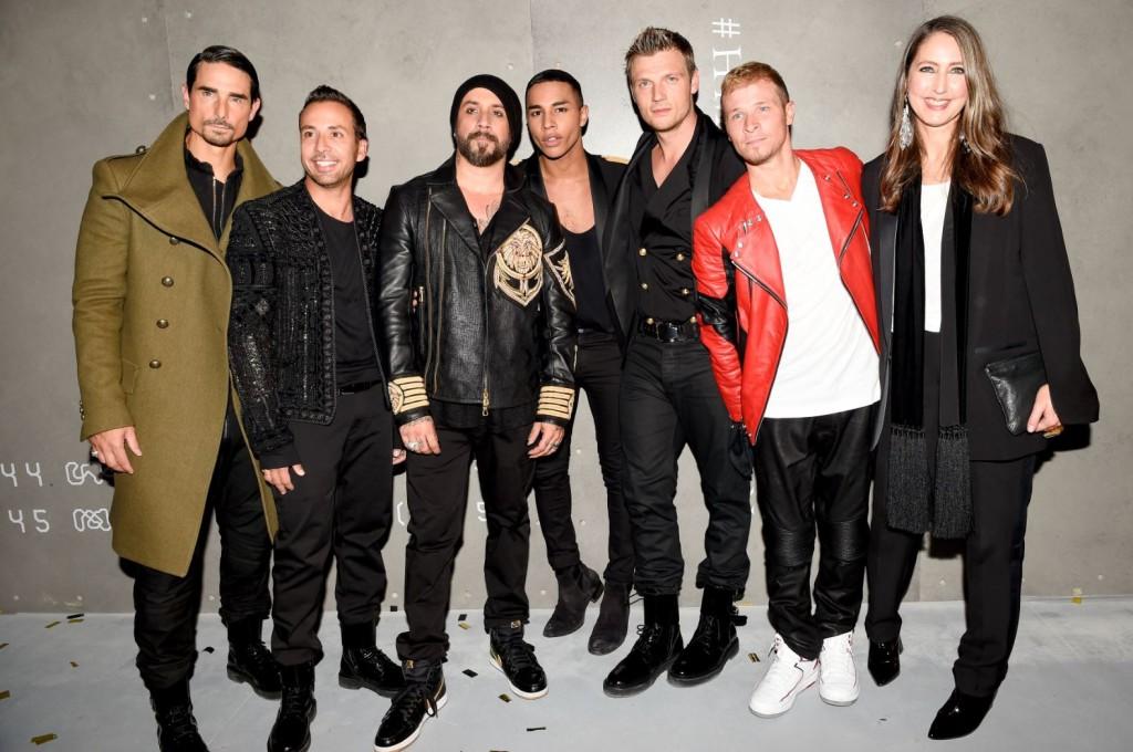 Balmaination Backstreet Boys Olivier Rousteing Anne Sofie Johanson 1024x680 HMBalmaination suur moepidu