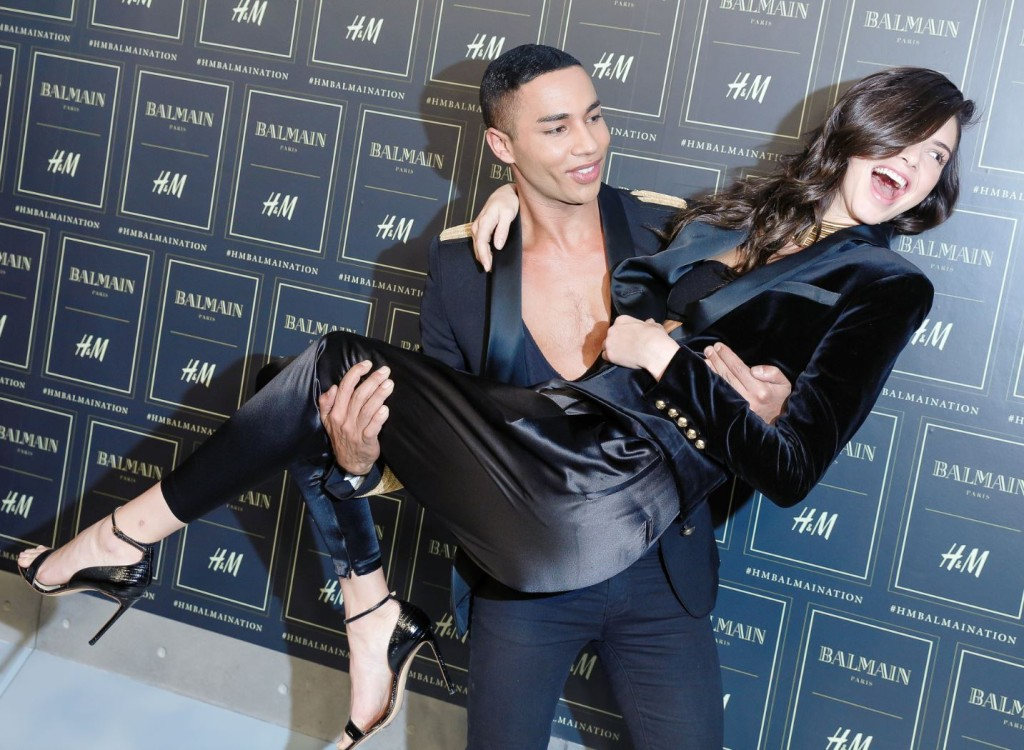 Balmaination Olivier Rousteing Kendall Jenner 1024x750 HMBalmaination suur moepidu