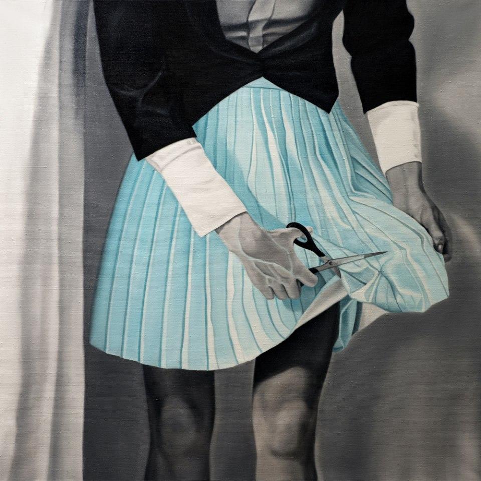 Saskia Jarve   Dress up Mess up   Kes on sinu lemmik kunstnik?