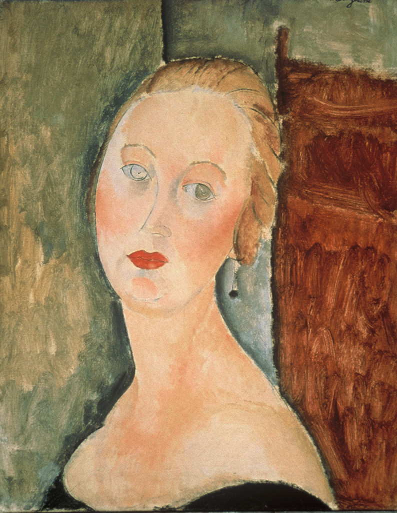 modigliani amedeo germaine survage with earrings 794x1024 Geenius, keda ei mõistetud