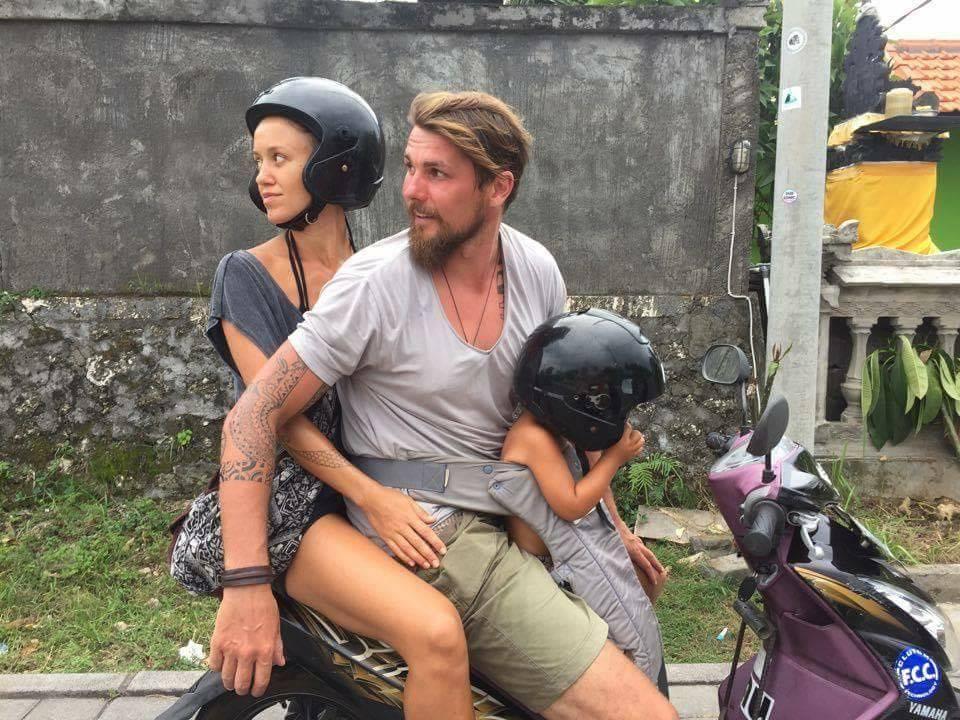 Nii me kuus kuud Balil ringi reisisime Teekond iseendani