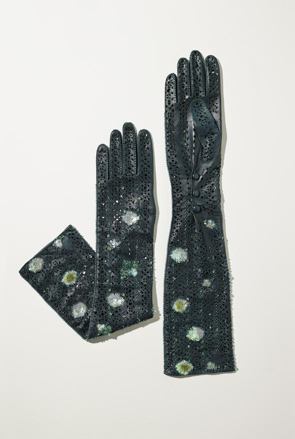 Riina O gloves Riina O Londoni meistritöönädalal