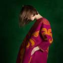 MaritIlison-12-Longing-For-Sleep-by-Marit-Ilison-2017-Collection-2-Magenta-Wool-Classic-Coat.jpg
