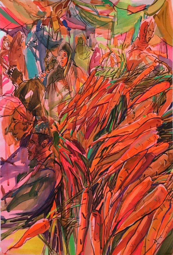 porgandid 694x1024 Elades värvimaagias