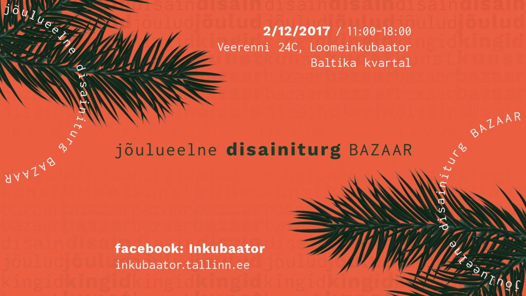 bazaar 1024x576 Jõulukingid disainiturult!