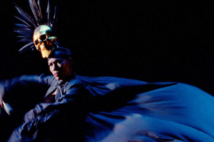 gracejones Moekino täidab õhtud säravate filmidega