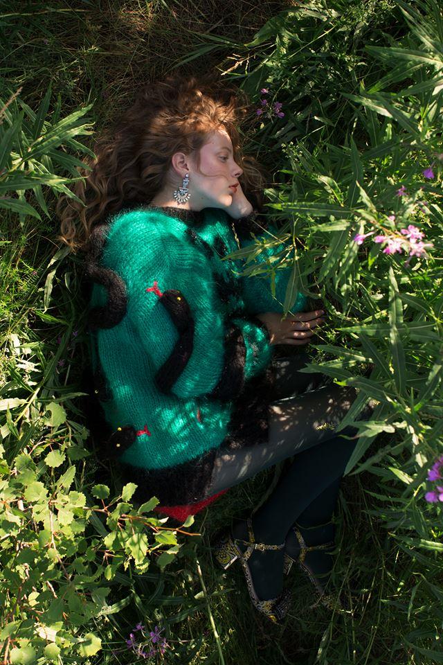 Kuslapuu Eesti kudumikunst jõudis Londoni moenädalale