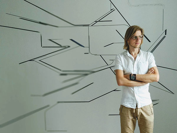 bjornkoop Framed by Karl esitles uut prillimudelit