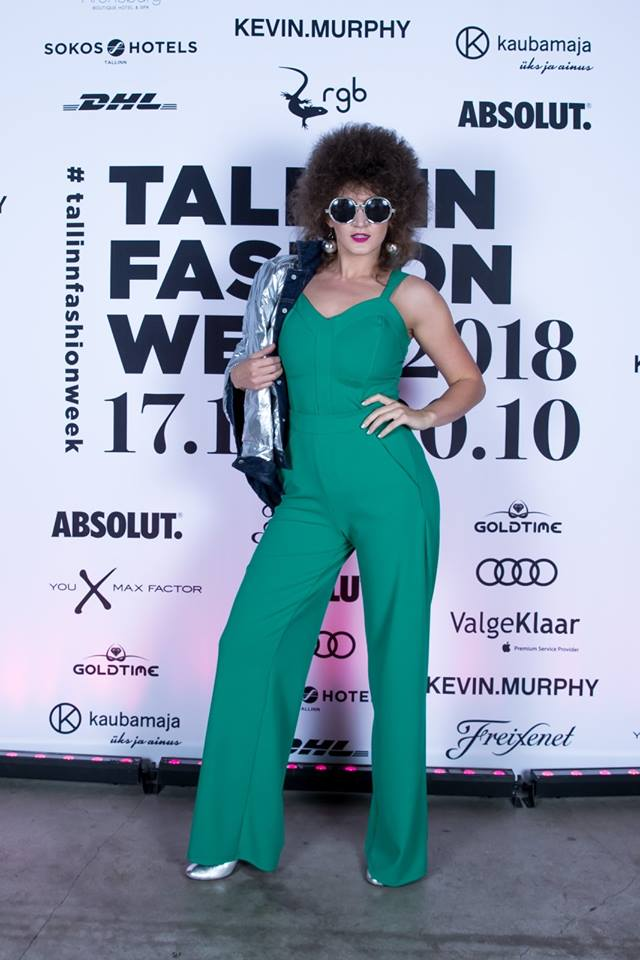 lauraprits Raju reede Tallinn Fashion Weekil