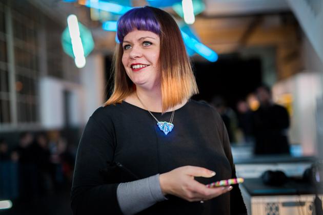 Lisa Lang Tallinnas esineb Forbes'i 50 mõjukama naise hulka valitud Lisa Lang