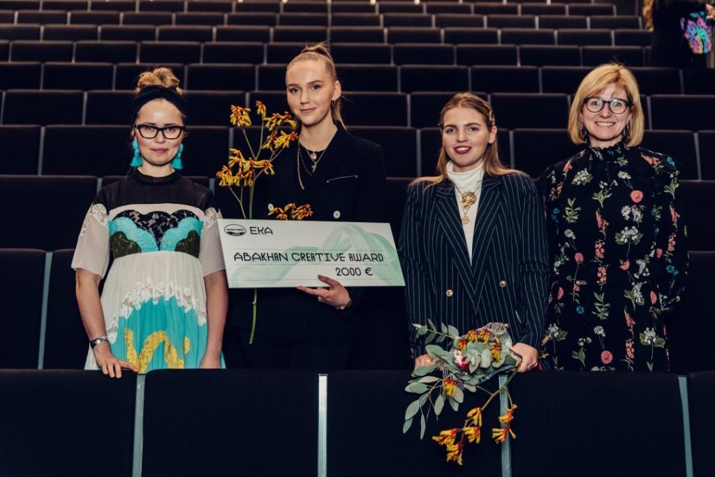 abakhan 1024x683 Tänavuse Abakhan Creative Award võitja on Katrin Aasmaa!