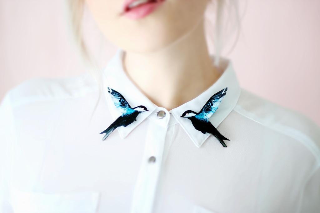 KUMA swallow brooch Piece of Freedom model 1024x682 KUMA üllatab tiivulistega