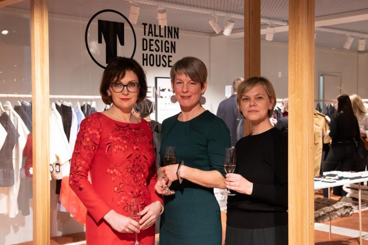 garden tallinn design house opening march 2019 9 720x480 Helsingis avati Eesti moe  ja disainiala