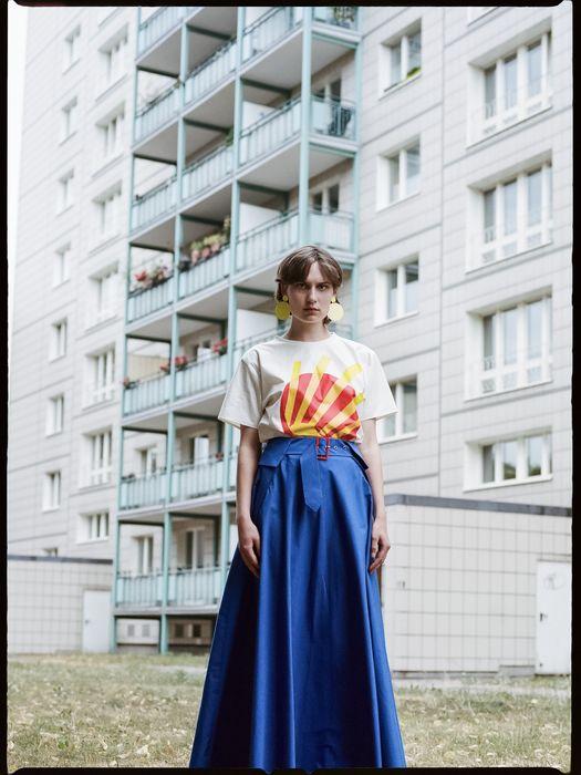 litichevskaya Kontseptuaalsed rõivad Ida Euroopast