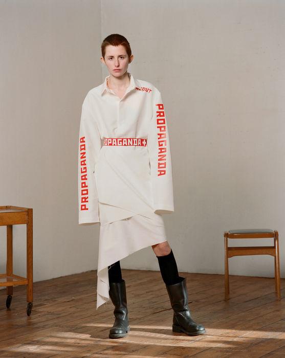 yefimtchuk Kontseptuaalsed rõivad Ida Euroopast