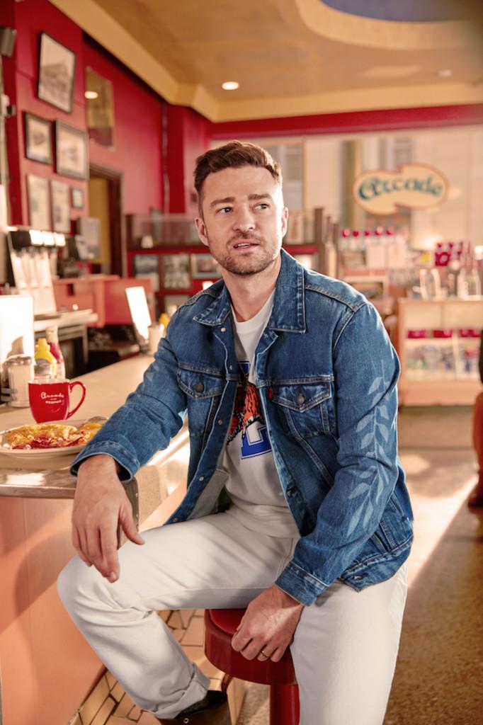 levistimber 682x1024 Levis® x Justin Timberlake erikollektsioon jõuab Eestis müügile