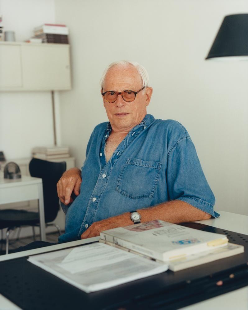 rams Film disainijumalast, kes sõnastas kümme käsku