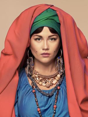 Beduiinlanna ja Elina Born_v