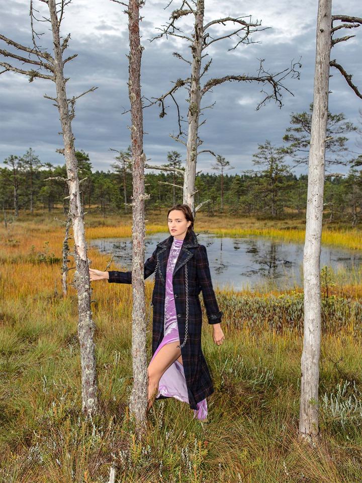 Oksana Tanditraba Oksana Tandit esitleb juubelikollektsiooni