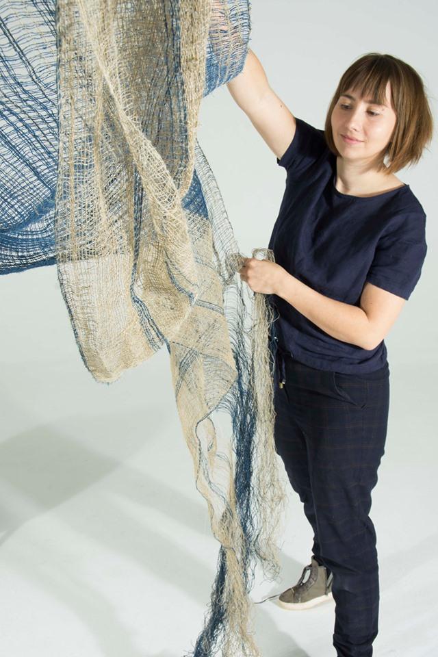 kududes vabadust Pallase tekstiiliosakonna üliõpilased New Yorgis disainipreemia finaalis!