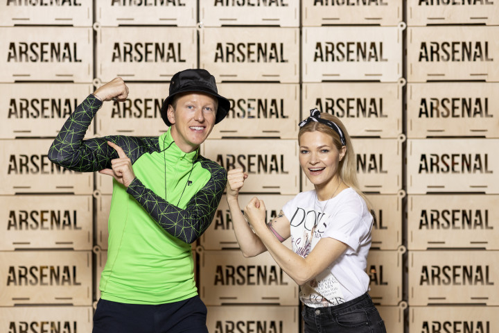 Arsenal stilistide lahing1 720x480 Stilistide lahing: Karolin vs Ženja