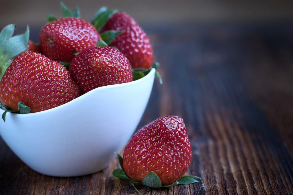 maasikas 1024x683 Parimad nipid ja tegevused sügisväsimuse seljatamiseks