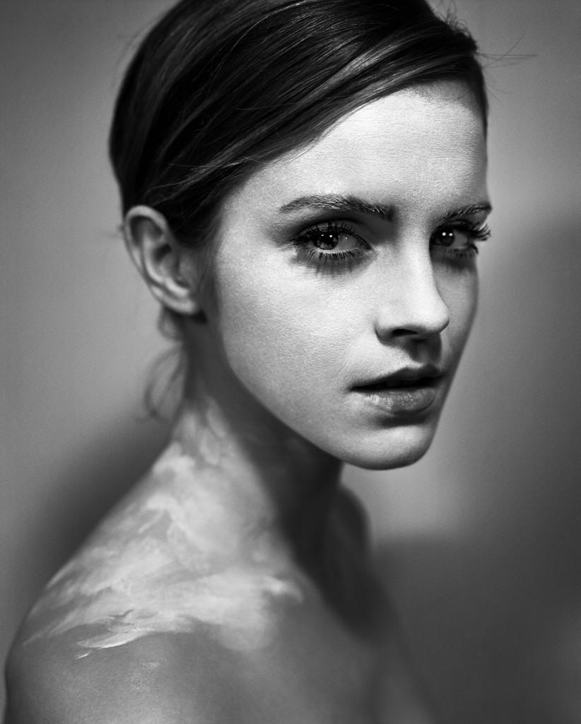 © Vincent Peters Emma Watson 822x1024 Vincent Petersi intiimsed ja tundlikud portreed